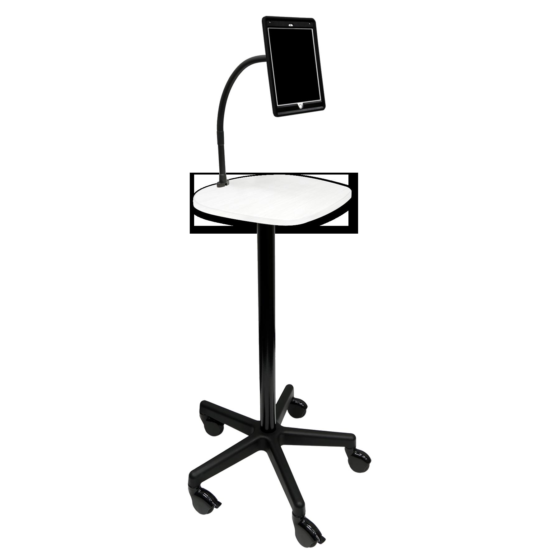 iPad Flex Arm Cart