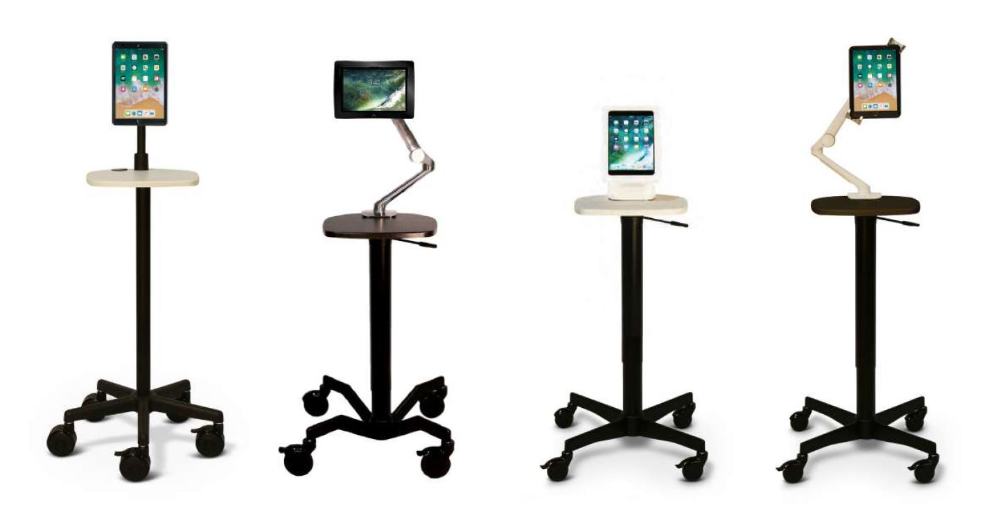 tablet carts series