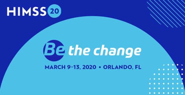 HIMSS20 be the change - First Healthcare Products