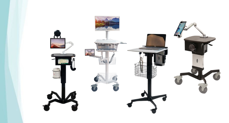 Telehealth Equipment and Telemedicine Carts for Healthcare